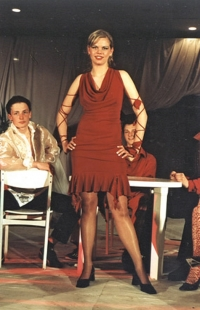 """Raudono vyno aistra"" 2003m. DRS"