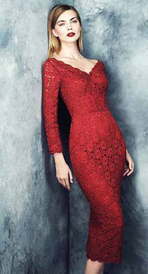 Suknelė - galingas moters ginklas. dizainerė Diana Rūta Stankevičienė